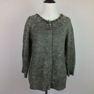 Coldwater Creek Cardigan Sweater Womens Small
